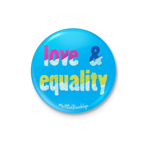 Love and Equality Button
