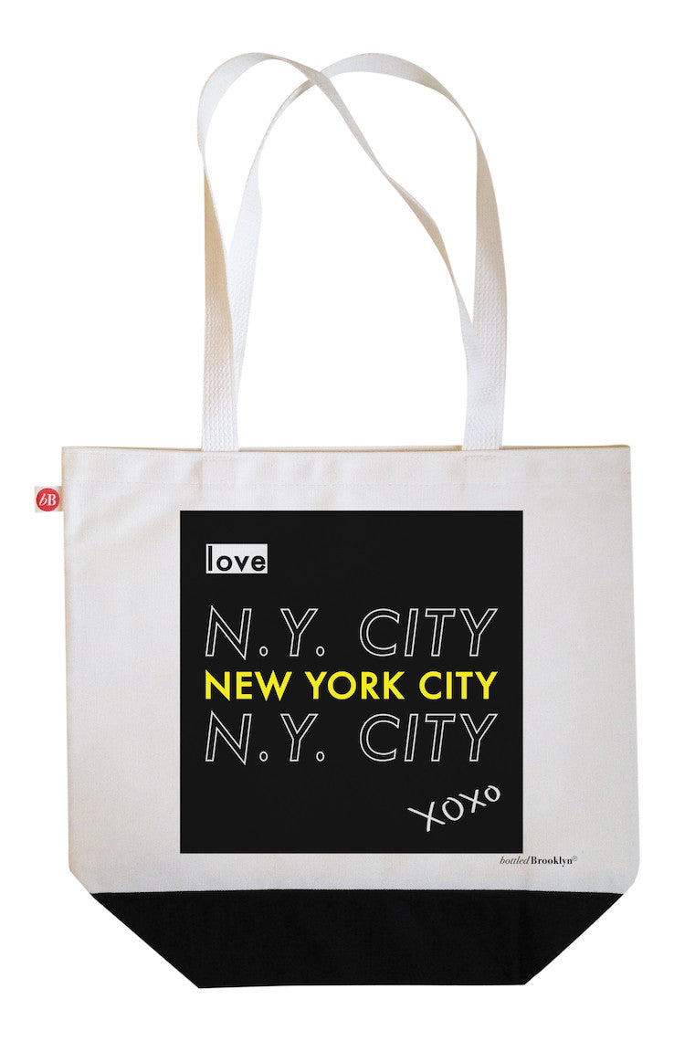 Love NYC Tote Bag | I Heart NYC XOXO