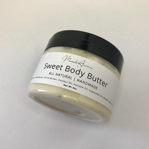 Sweet Body Butter