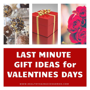Last Minute Gift Ideas for Valentines Day