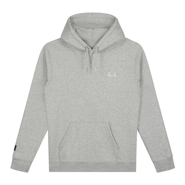 The Flatline Hoodie Grey