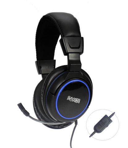 Command - Wired Gaming Headset for PS4