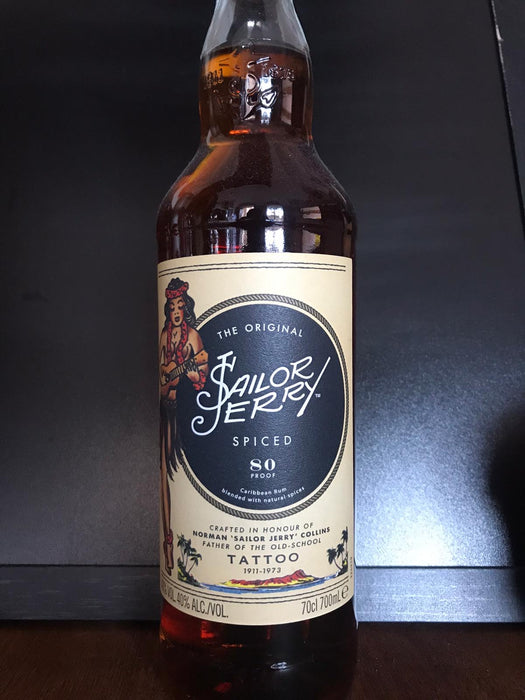 Rhum Sailor Jerry