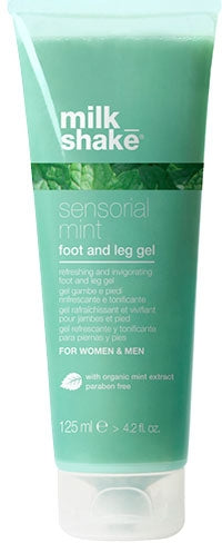 Sensorial mint foot and leg gel 125ml