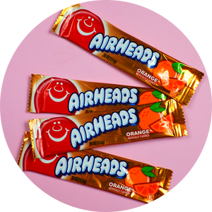 ORANGE AIRHEAD
