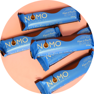 NOMO CHOCOLATE BAR 38g