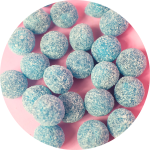 MEGA SOUR BLUE RASPBERRY