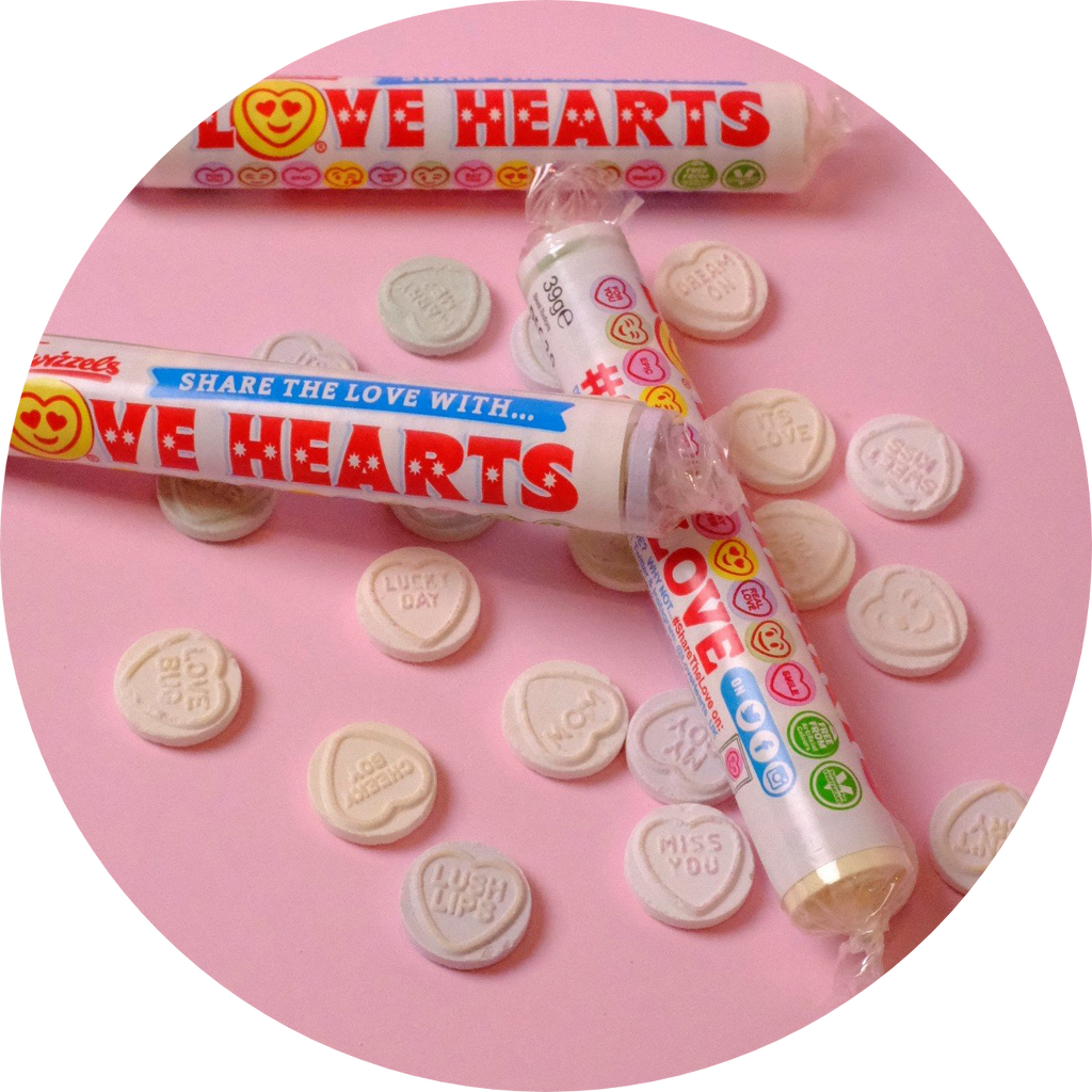 SWIZZLES GIANT LOVE HEART ROLL 39g