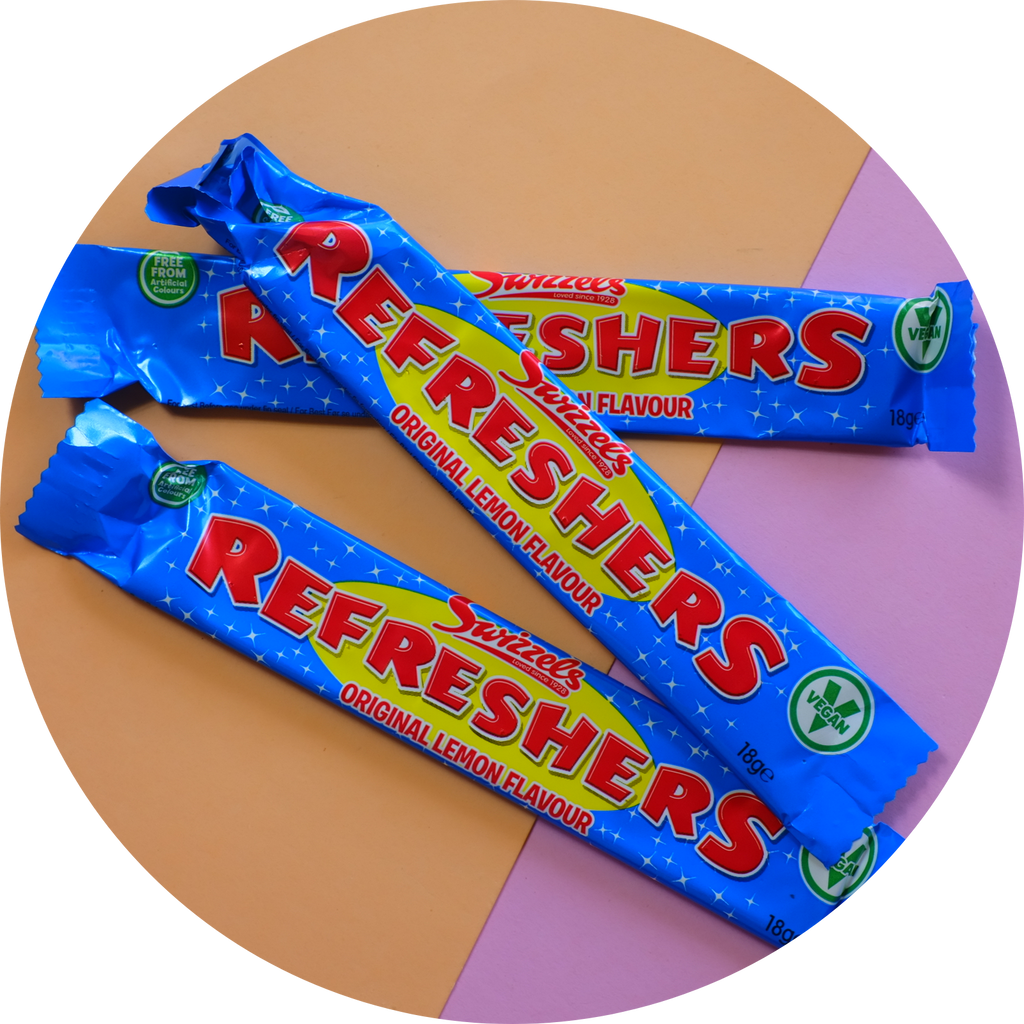 REFRESHERS CHEW BAR LEMON