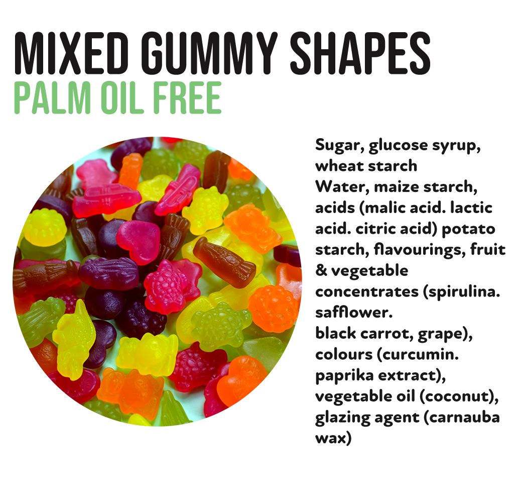 MINI GUMMY MIX