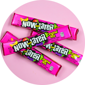 NOW AND LATER CHEWS 69g