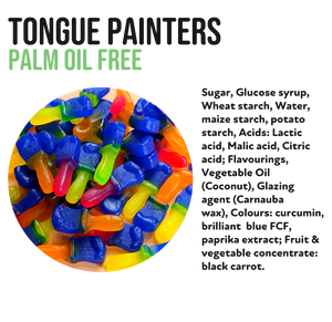 TONGUE PAINTERS