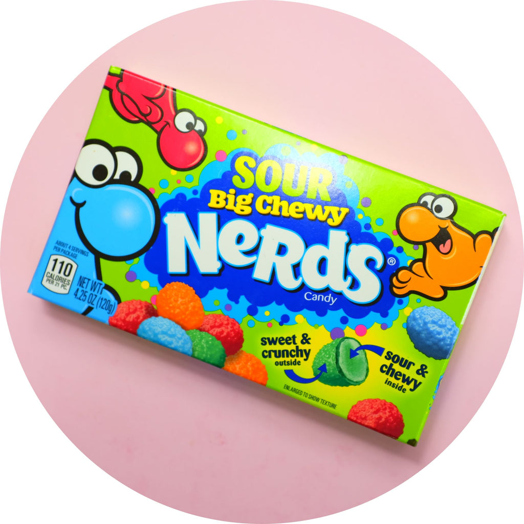 NERDS: SOUR BIG CHEWY