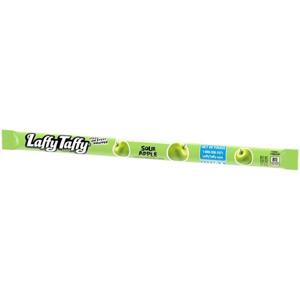 LAFFY TAFFY ROPE SOUR APPLE