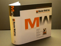 MASTER WALL PRODUCT BINDER