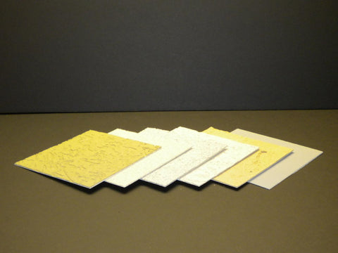 Superior Finish Texture Standard Flat Sample Set for Texture