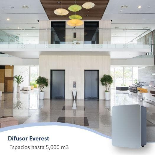 Difusor Everest