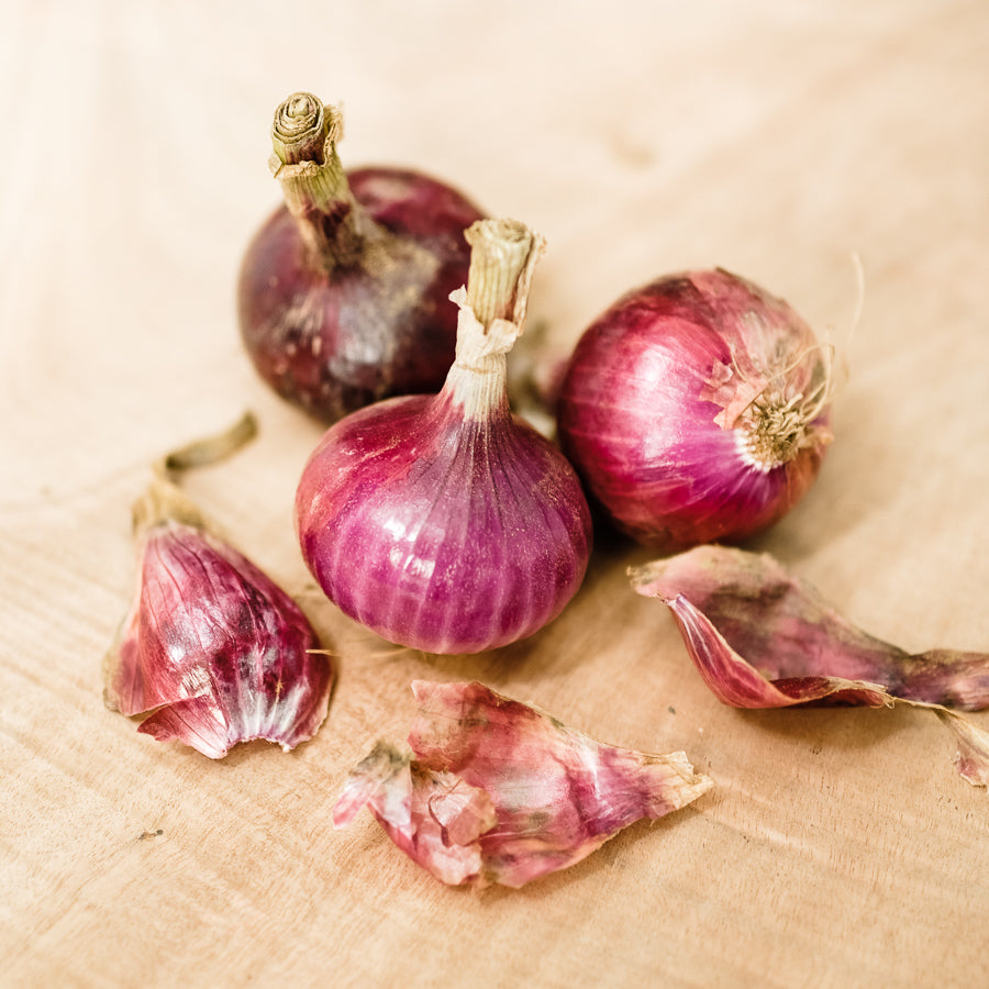 Onions (RED) - 250 grams