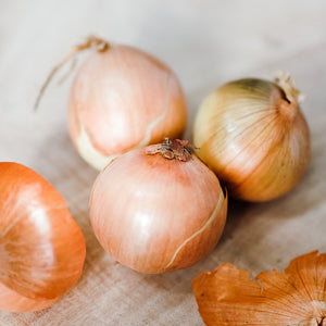Onions (White) - 250 grams