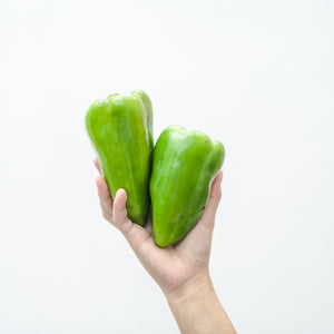 Bell Pepper Green - 500 grams