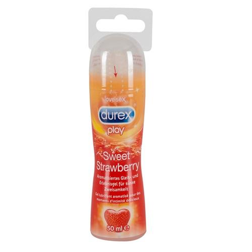 Durex Play Top Gel 50ml Fragola