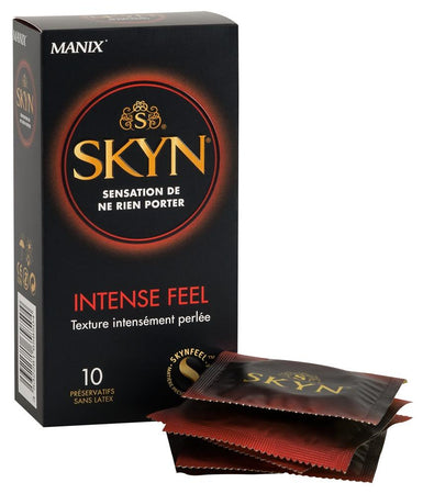Profilattici SKYN Senza Lattice - Intense Feel 10pz