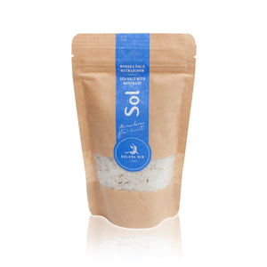 Adriatic Sea salt with rosemary- Solana Nin