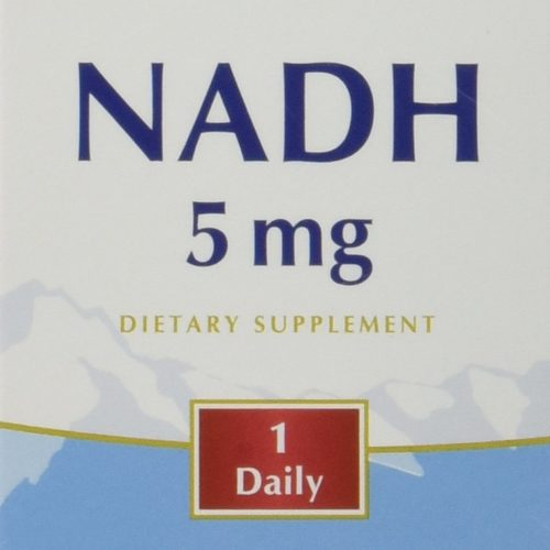 NADH: ENERGY FOR BRAIN AND BODY