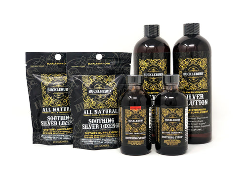 Bucklebury Immune Power Pack Bundle