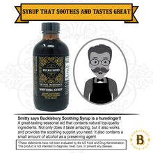 Load image into Gallery viewer, Bucklebury Soothing Syrup (Original Formula) 4oz