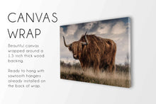Load image into Gallery viewer, The Bull (#2) Print CUSTOM GIFT PRINTS DenverToDallas CANVAS WRAP 12X16
