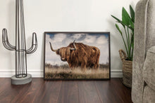 Load image into Gallery viewer, The Bull (#2) Print CUSTOM GIFT PRINTS DenverToDallas