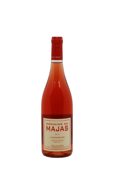 Domaine de Majas Rosé 2019 bio wine france frankfurt delivery stay home