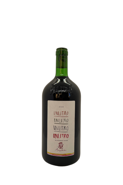 biodynamic red wine tuscany demeter un litro wine ampeleia one liter
