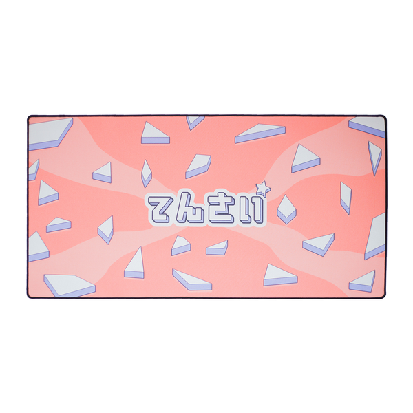 Tensai_Peach - The Mousepad Company