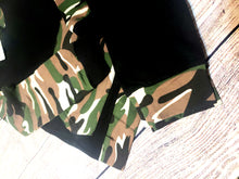 Load image into Gallery viewer, Boys Camouflage hoodie set