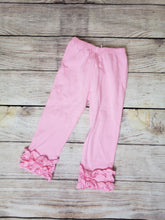 "Load image into Gallery viewer, ""Icings"" Ruffle Pants-Pink"