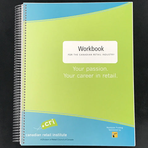 Certified Retail Sales Associate Workbook