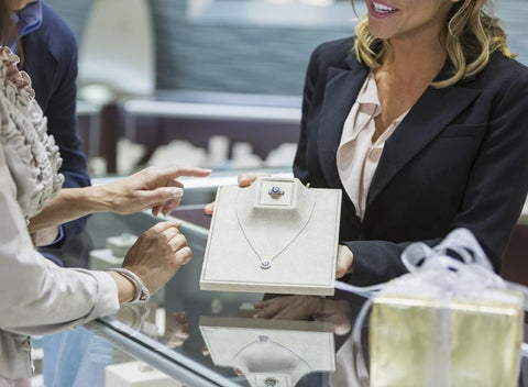 Certified Jewellery Retail Professional