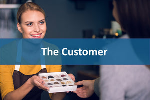Customer Service and Sales Skills– eLearning module