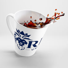 Load image into Gallery viewer, Rich U Latte Mug Blue