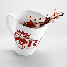 Load image into Gallery viewer, Rich U Latte Mug Red