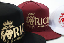 Load image into Gallery viewer, Rich University Logo Vinyl Hat