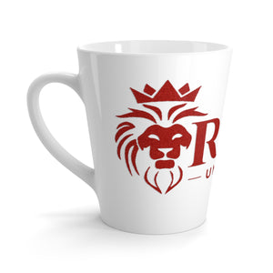 Rich U Latte Mug Red
