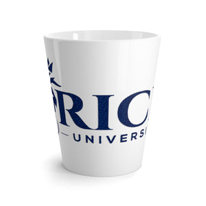 Rich U Latte Mug Blue