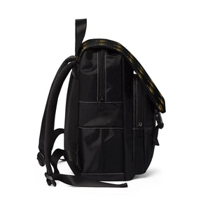 Rich U Unisex Casual Shoulder Backpack