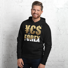 Load image into Gallery viewer, Yes To Forex Unisex Hoodie