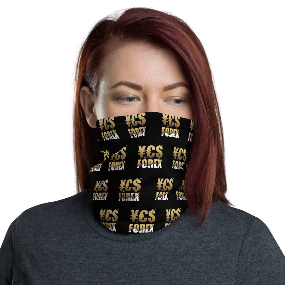 Yes to Forex Face Mask Covering