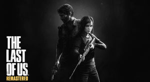 Poster Juego The Last of Us