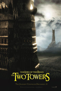 Poster Pelicula The Lord of the Rings: The Two Towers